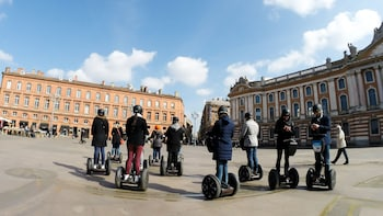 City Sightseeing Tour of Toulouse by Segway