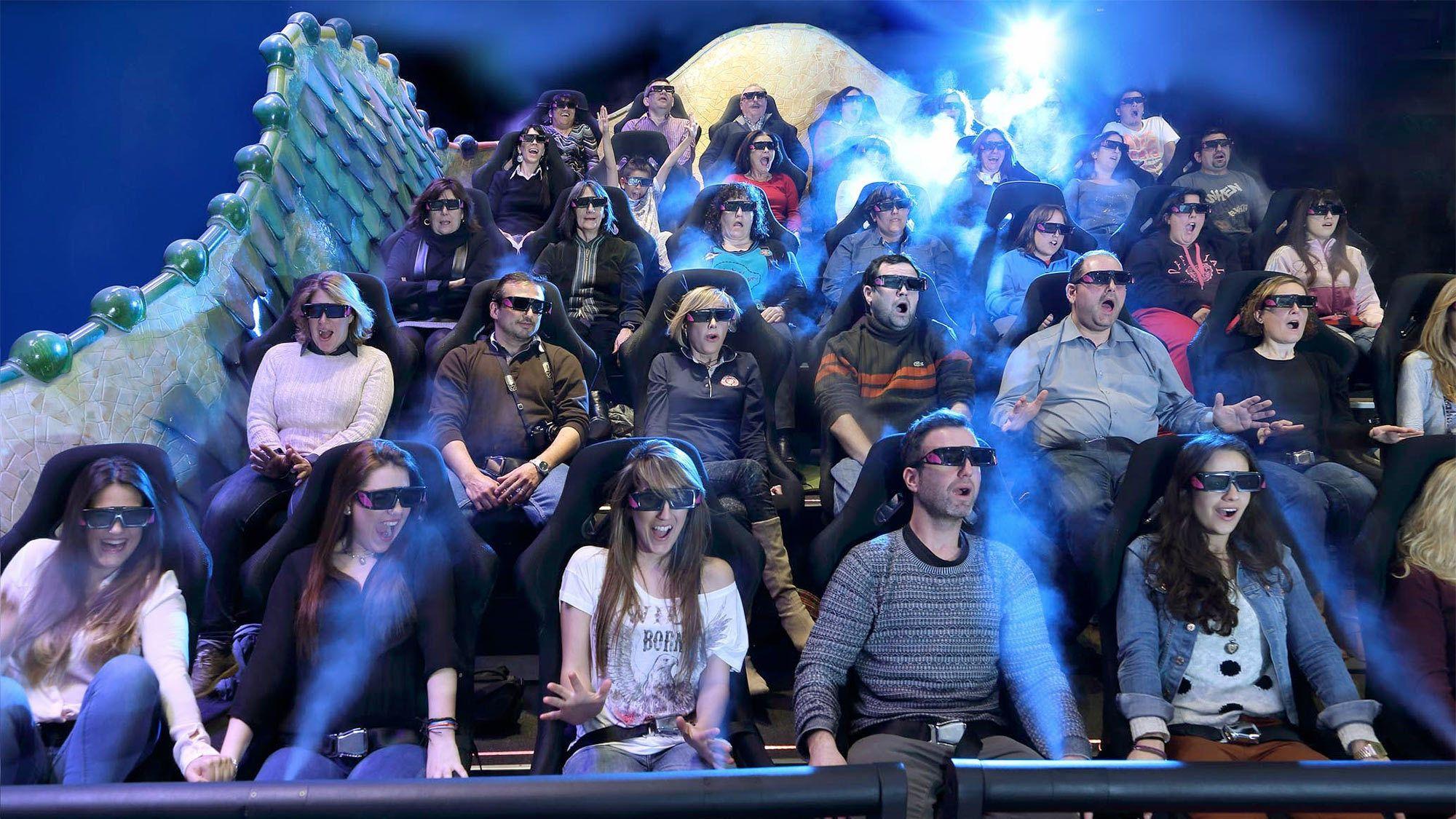 Gaudí Experiència Tickets with 4D Experience