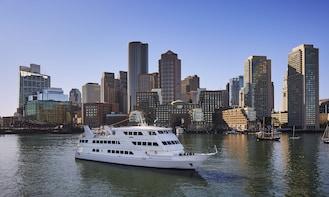 Sunday Brunch on the Boston Odyssey