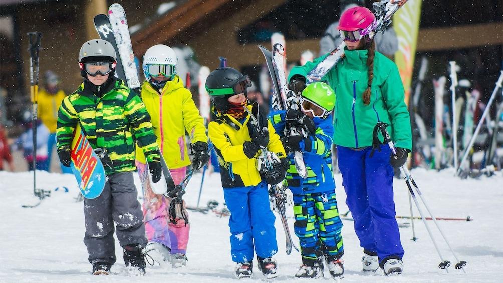 Foto 5 von 10 laden Park City Resort Multi-Day Ski Rental Package with Delivery