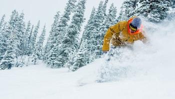 Paquete de renta de equipo de ski de varios días en Avon con entrega