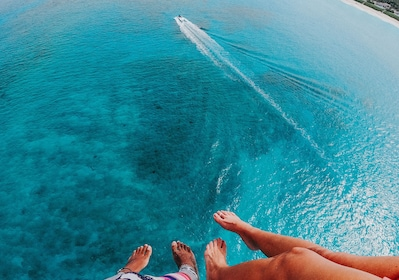 Parasailing Adventure from Cabbage Beach