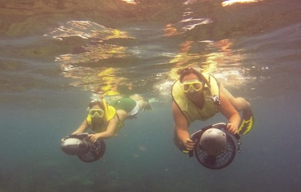 Underwater Power Snorkel Safari