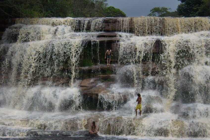 2 DAY TREKKING at Chapada Diamantina - Mixila Waterfall