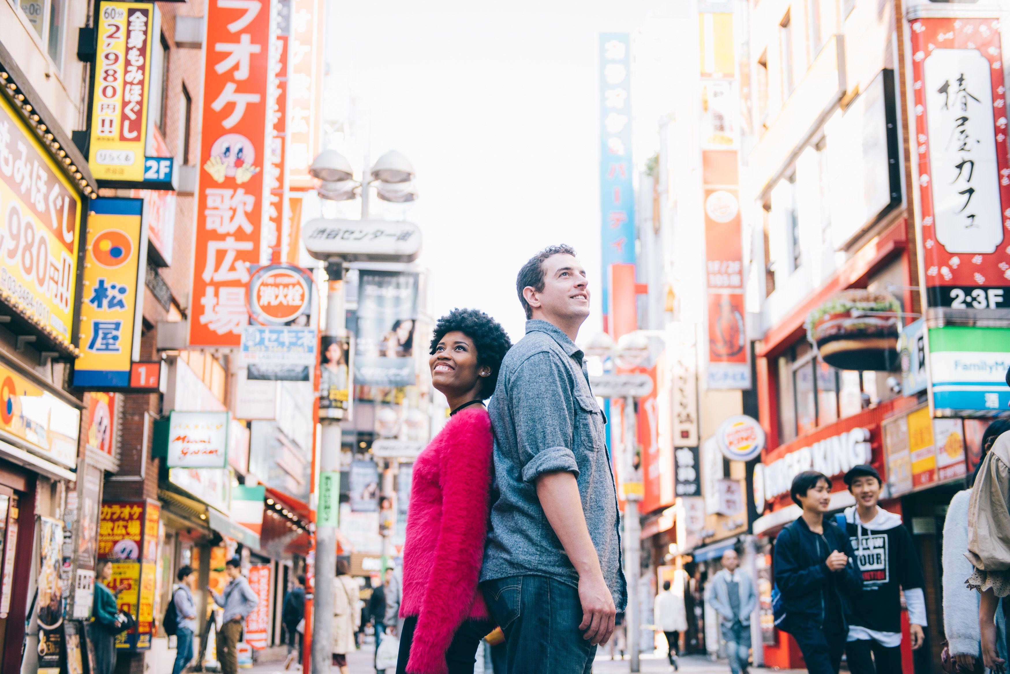 Private Session with a Local Photographer in Tokyo