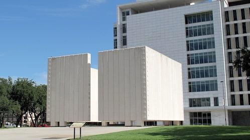 JFK Memorial in Dallas