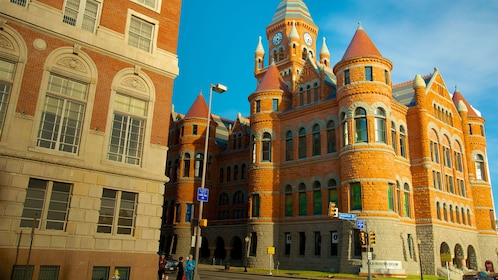 Old Red Courthouse in Dallas