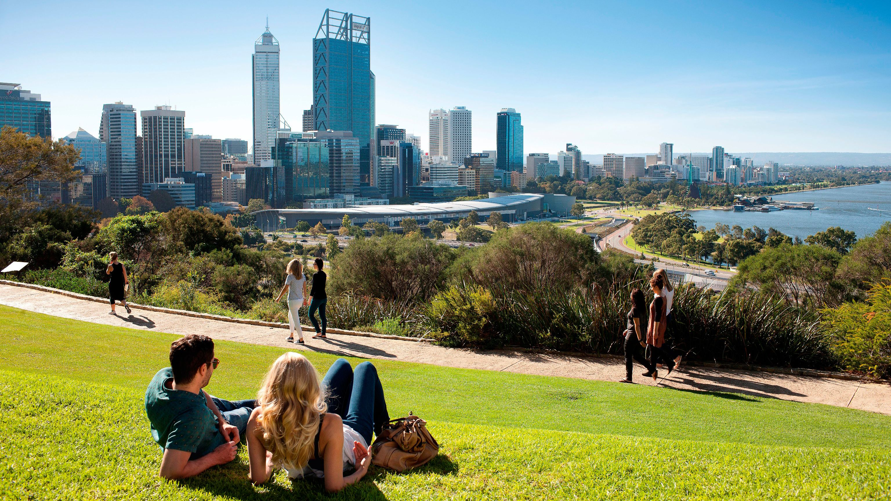 Perth & Fremantle City Tour with Swan River Cruise