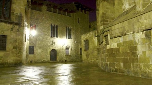 Haunted Barcelona tour