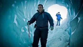 Glacier Hiking & Waterfalls Full-Day Tour