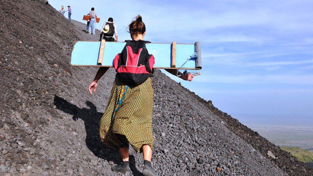 Private Volcano Boarding Excursion at Cerro Negro