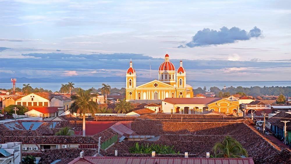 Private Granada Tour & Lake Nicaragua Boat Cruise