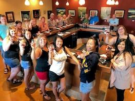 VIP Wine Tasting and Dinner Tour
