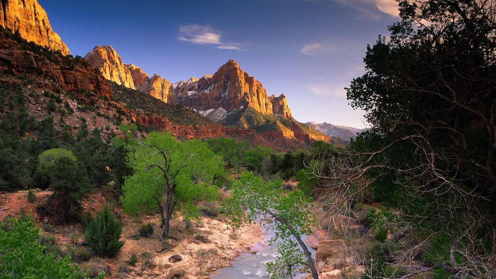 Show item 3 of 3. Zion National Park Full-Day Tour