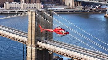 Private Helicopter Tour of Manhattan
