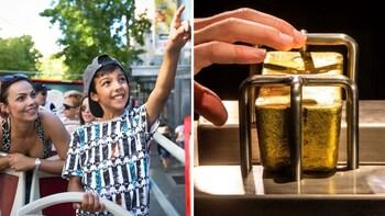 48-Hour Hop-On Hop-Off Bus Pass & Perth Mint Admission