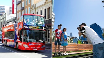 Hop-On Hop-Off Bus Tour & Bell Tower Admission