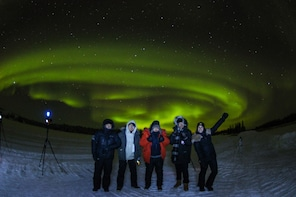Yellowknife Aurora Hunting Tour