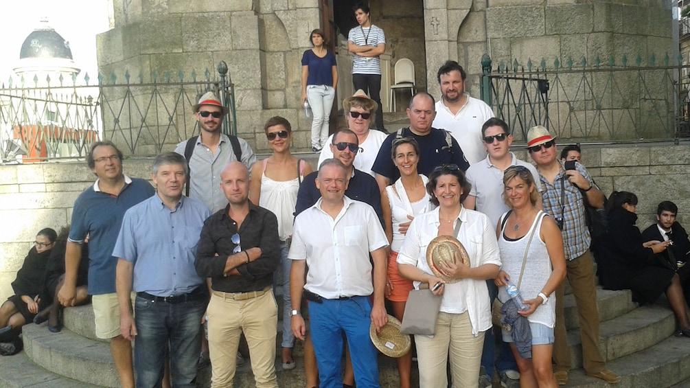 Charger l'élément 3 sur 5. Tour group in Porto
