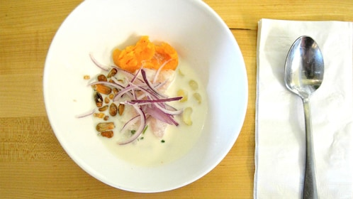 Soup on the Wynwood food tour