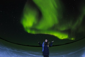 4-Day Aurora Viewing Excursion with Accommodation