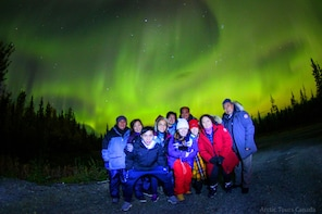 4-Day Aurora Hunting Tour with Accommodation