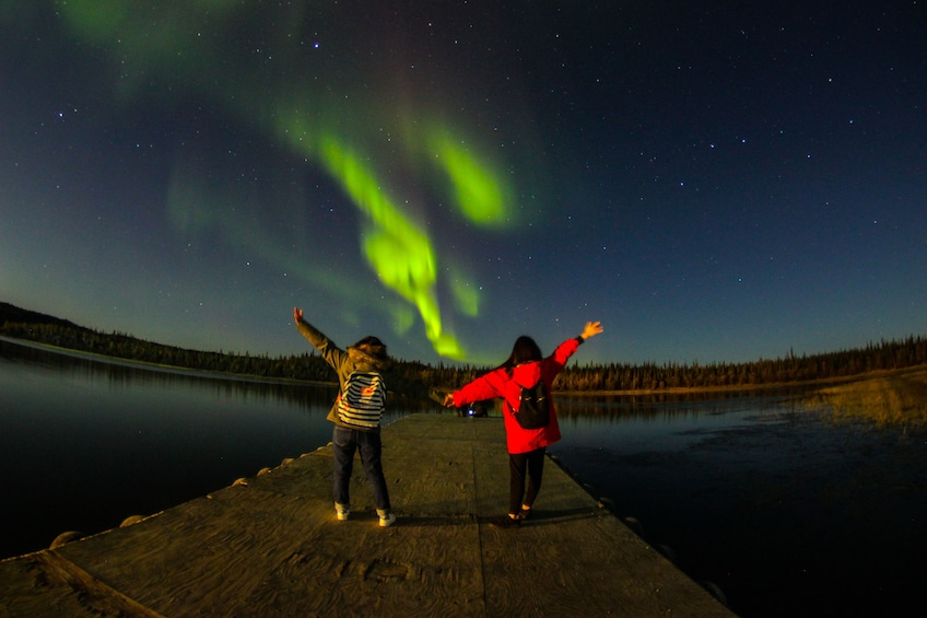 Show item 1 of 8. 3-Day Aurora Hunting Tour with Accommodation