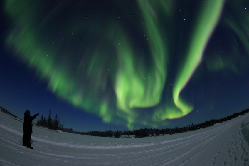 Show item 8 of 8. 3-Day Aurora Hunting Tour with Accommodation
