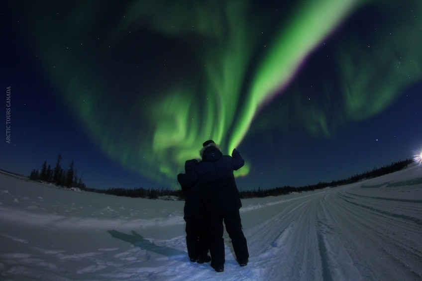 Show item 3 of 8. 3-Day Aurora Hunting Tour with Accommodation