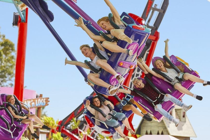 Show item 1 of 10. Aussie World Theme Park Tickets