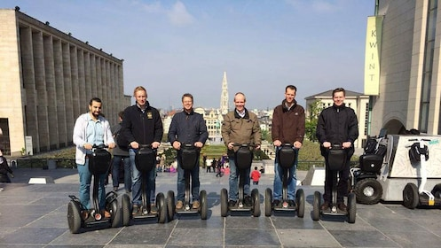 Segway tour in Brussels