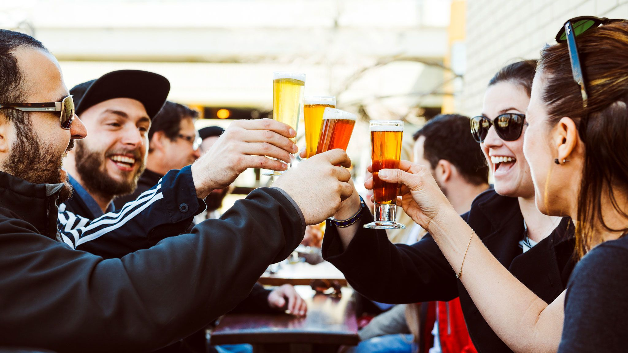 Small-Group Craft Brewery & Beer-Tasting Tour in Quebec City