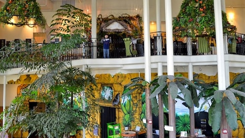 Butterfly Palace in Branson
