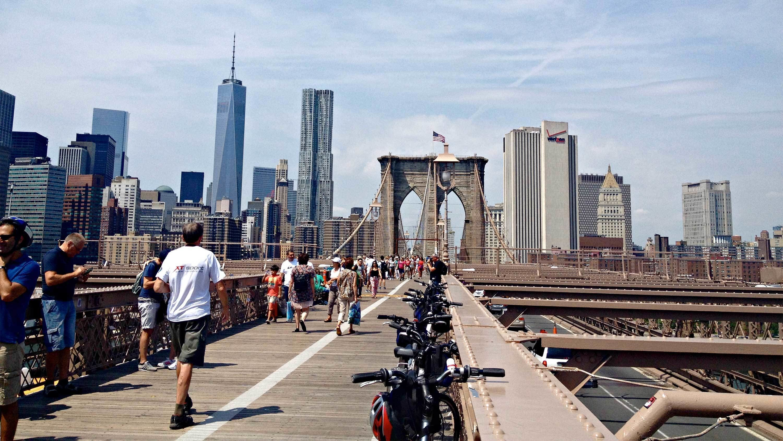 Brooklyn and Manhattan Bridge Bike Tour