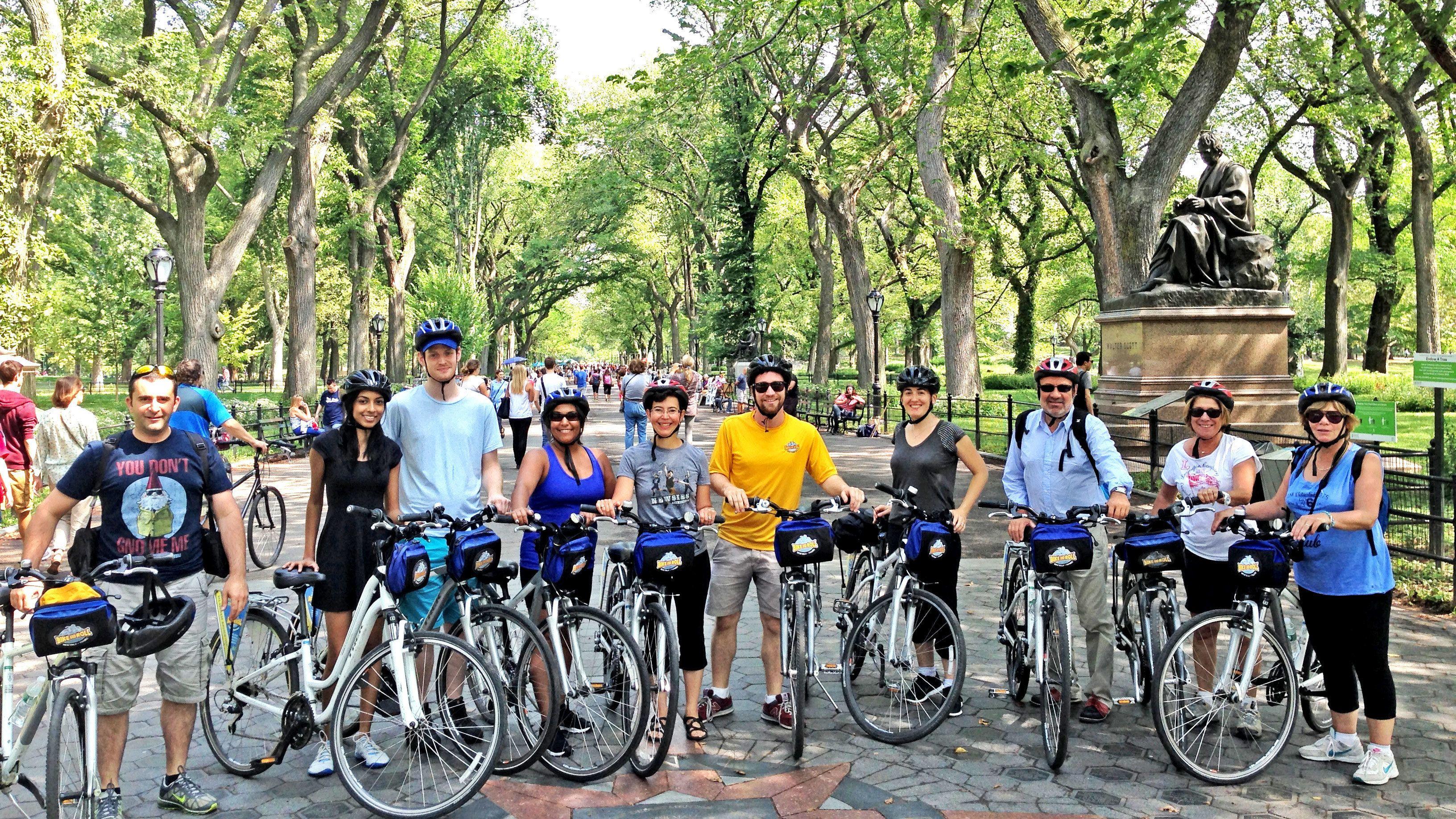 The Original Central Park Bike Tour