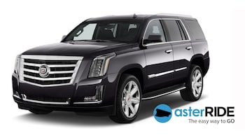 Private SUV: SeaTac-Area Hotels - Piers 66 & 91