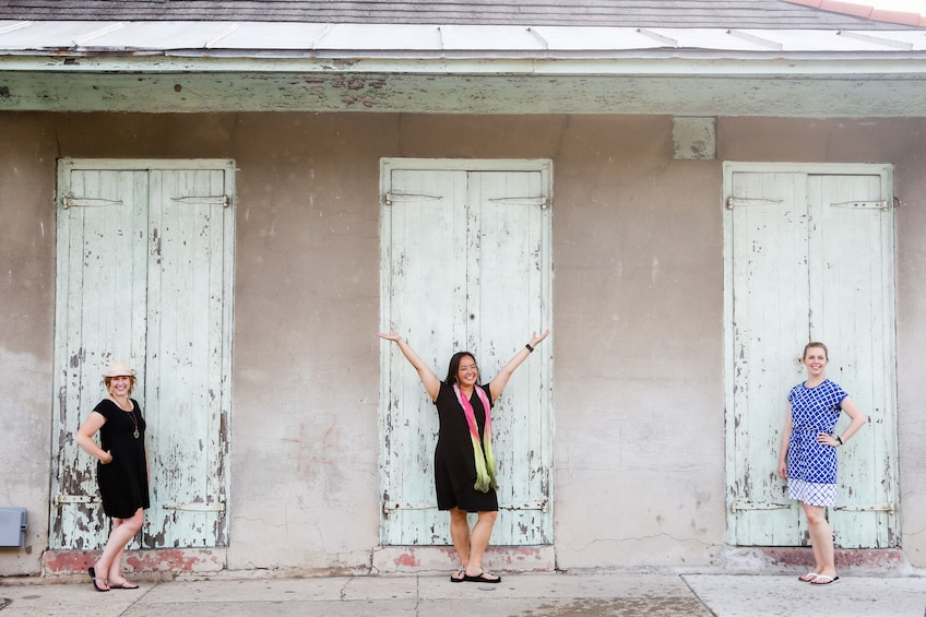 Show item 3 of 4. Private Session with a Local Photographer in New Orleans