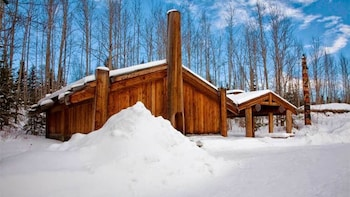 Exclusive Alaska Native Heritage Center Tour