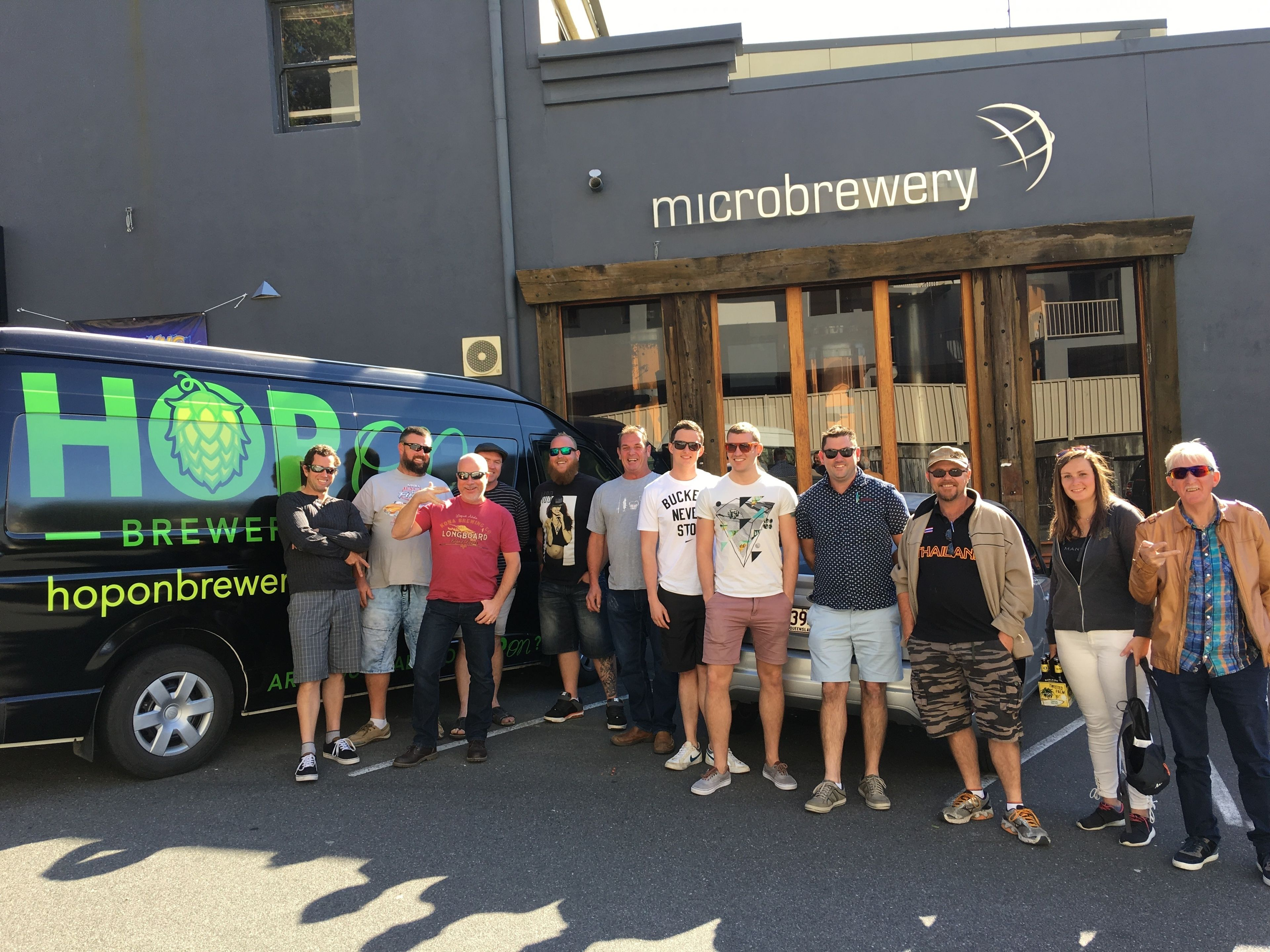Best of Brisbane Brewery Tour Full Day Tour with Tastings