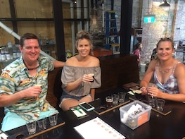 Local Brisbane Brewery Highlights Tour with Tastings