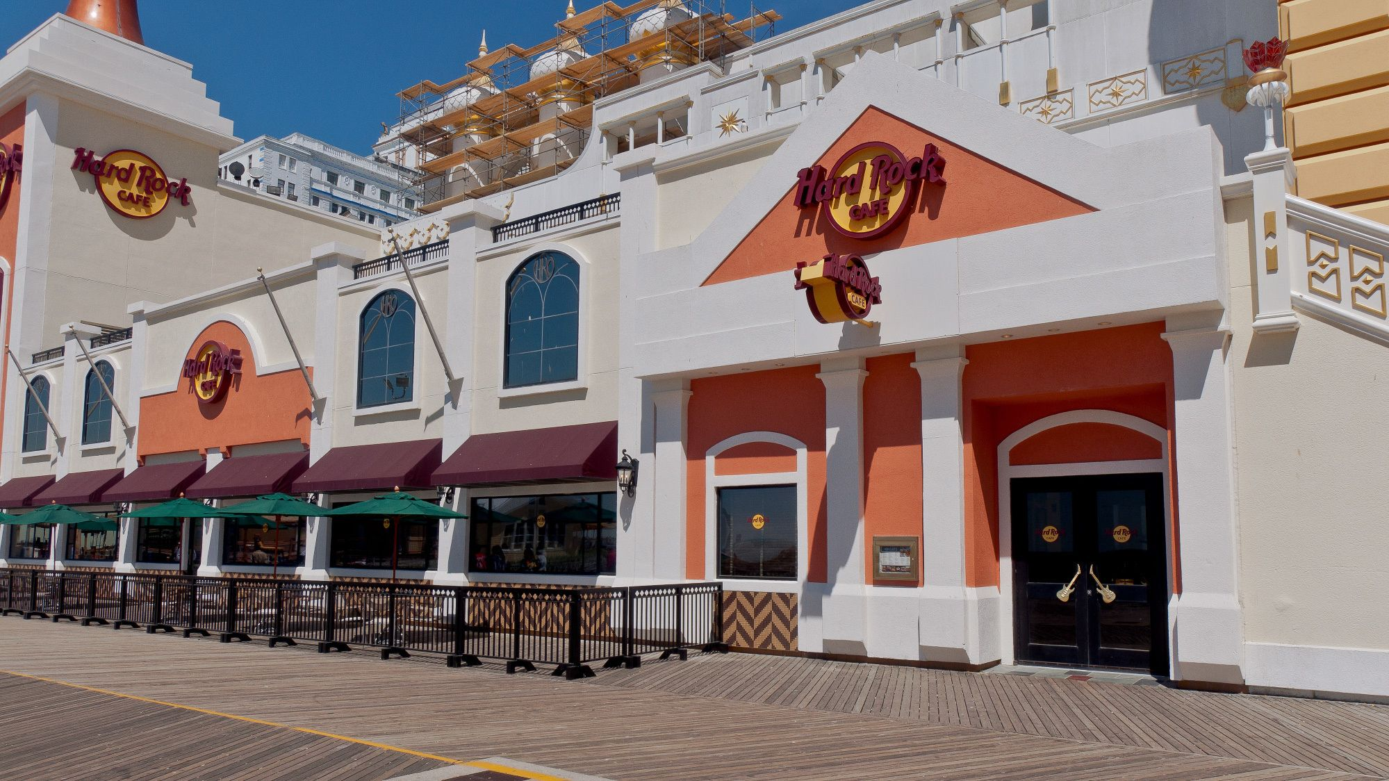 Dining at Hard Rock Cafe Atlantic City with Priority Seating