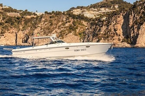 Small-Group Speedboat Transfer from Capri to Naples