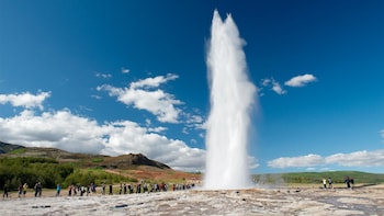 Guided Golden Circle Tour with optional Blue Lagoon ticket
