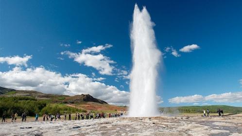 Golden Circle Classic tour in Reykjavik