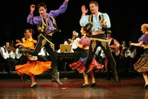 Hungarian Dance Performance & Wine Tasting Cruise