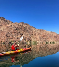 Black Canyon Kayak Tour with Emerald Cave & Overlook