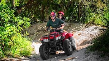Guided ATV & Speedboat Tour