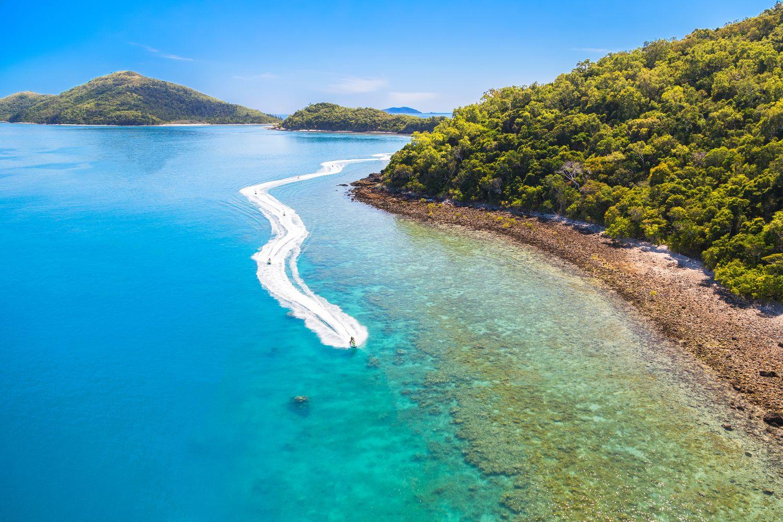 Whitsunday Islands Jet Ski Tour - Two Island Safari