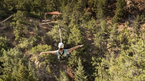 Colorado Pikes Peak Ziplines