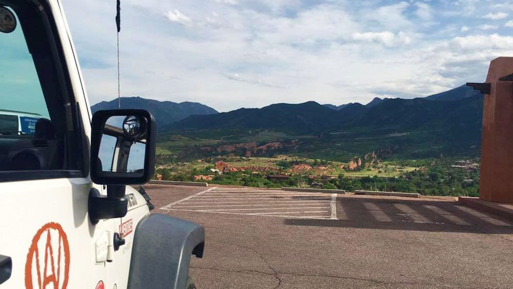 Show item 1 of 5. Foothills Jeep Tour in Colorado